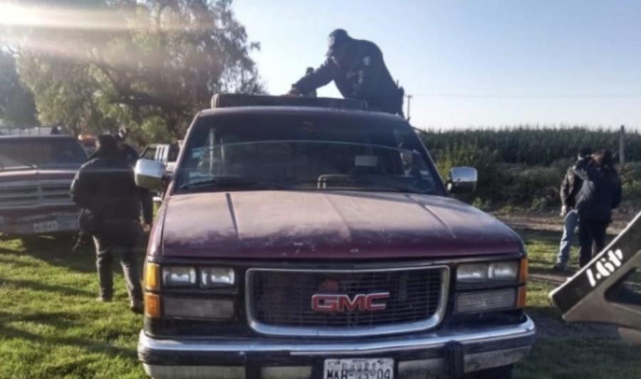 Se enfrentan policías y huachicoleros en Hidalgo