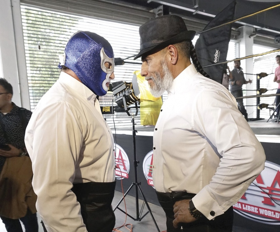 Hoy rodará una máscara o cabellera en Triplemania XXVII