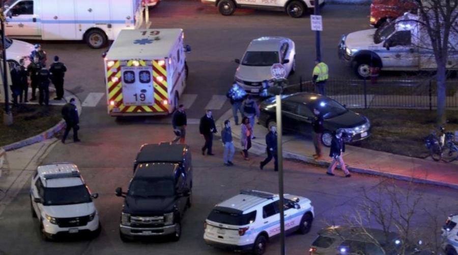 Otro tiroteo en EU, ahora en Chicago