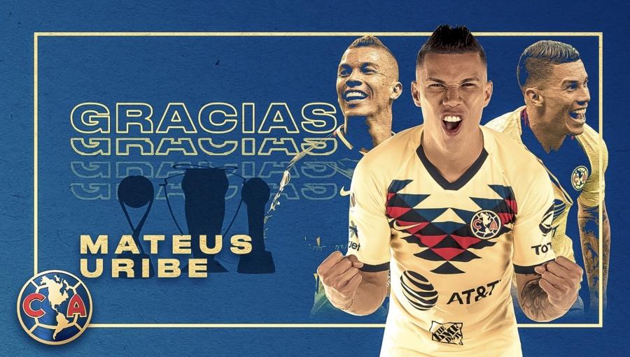 Oficial, Mateus Uribe es nuevo jugar del Porto