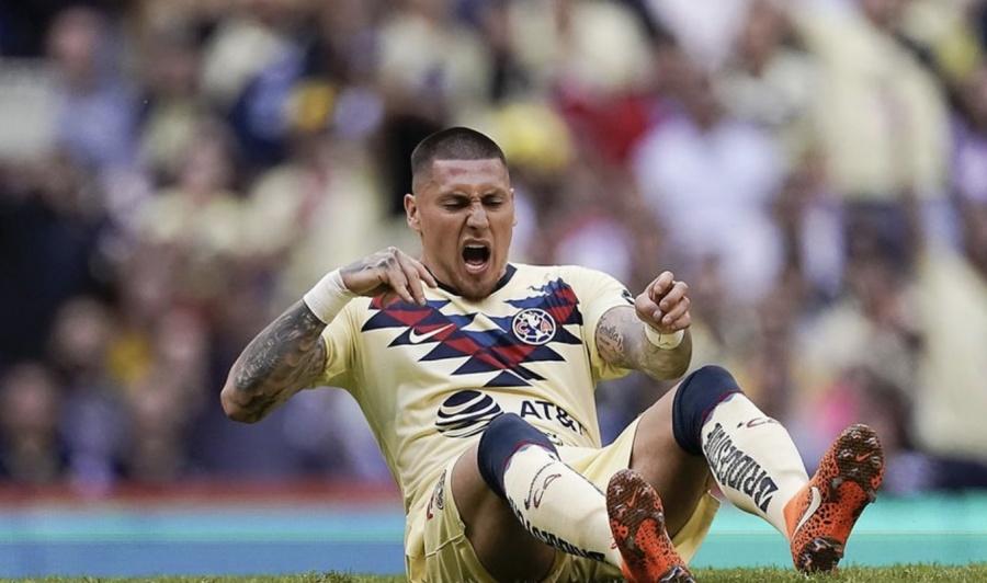 Hoy será operado Nico Castillo tras fractura de peroné