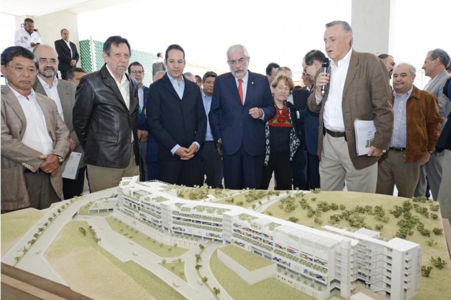Inicia operaciones la ENES Juriquilla de la UNAM