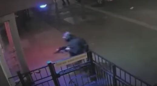 Difunden video de la muerte del tirador de Dayton