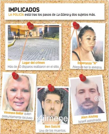 Buscan Neon y Sentra usados en el crimen