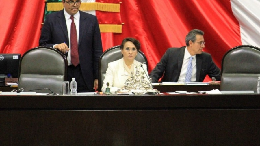 Buscará Morena tres años más la Mesa Directiva de San Lázaro