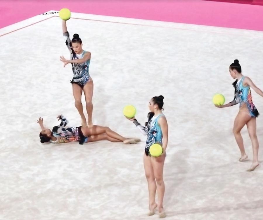 México conquista su segundo oro histórico en gimnasia artística