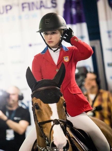 Hija de Steve Jobs, alista su debut en los Juegos Panamericanos