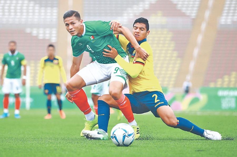 Selección Sub-22 derrota a Ecuador y avanza a las Semifinales de la justa
