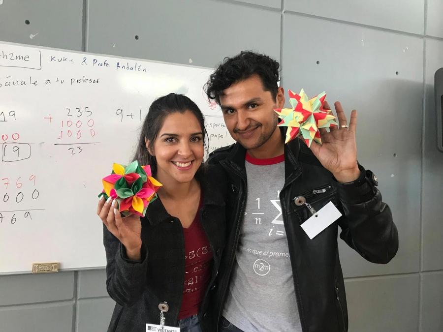 Math2me, educación digital que ayuda a perder el miedo a las matemáticas