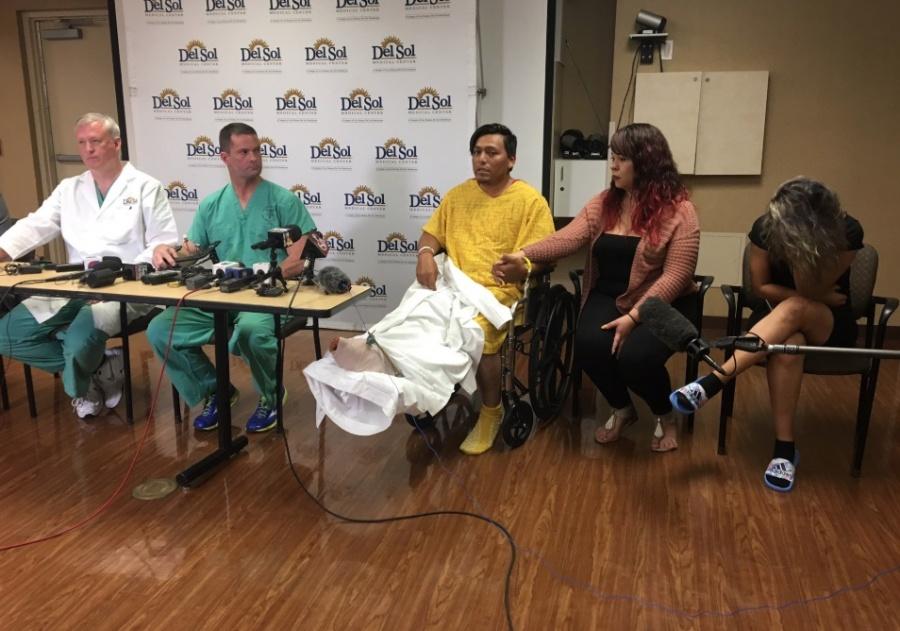 Sobreviviente relata matanza en Walmart de El Paso