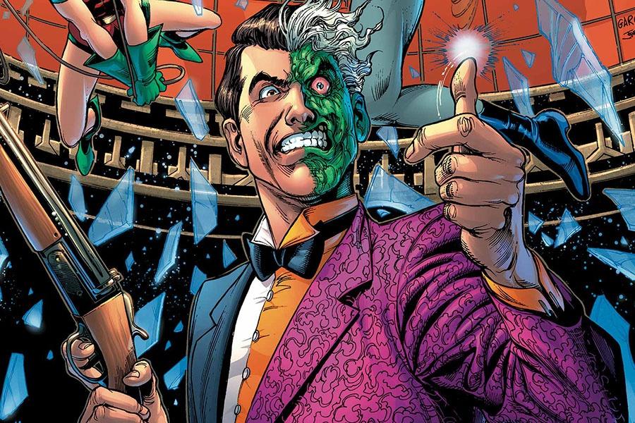 Este es el actor que sería Dos Caras en The Batman