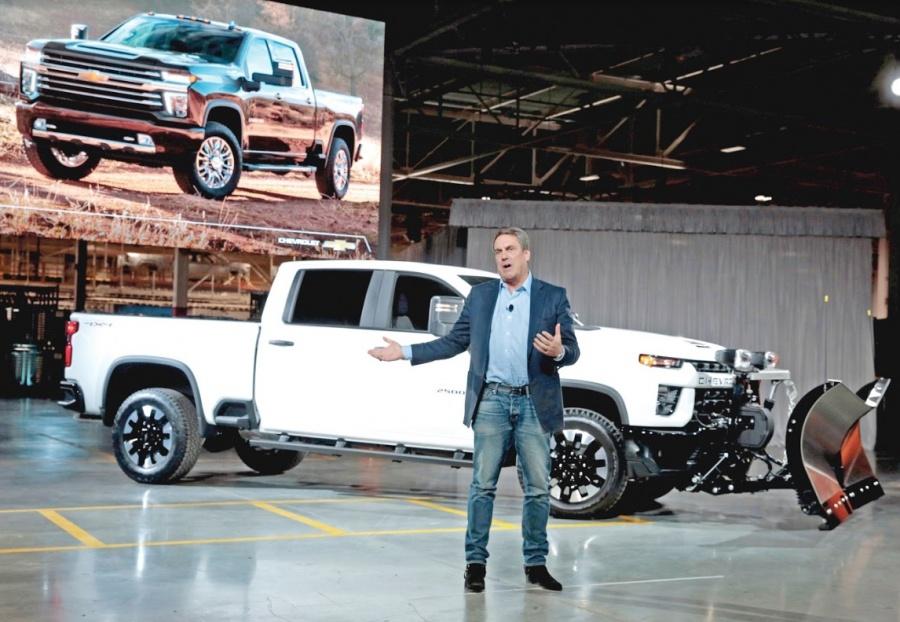 Pickups llevan a GM hacia buenos resultados