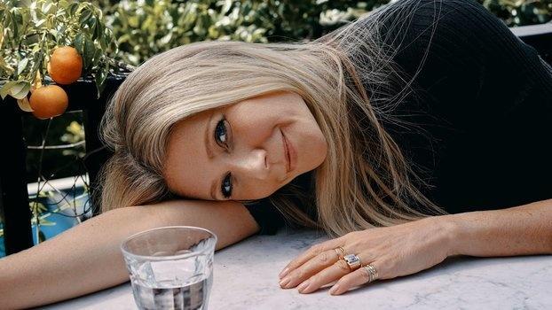 Que quede claro: Gwyneth Paltrow sí sabe cocinar