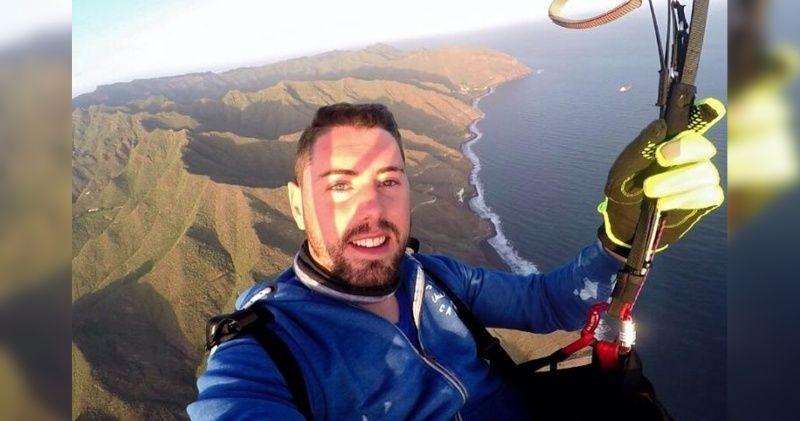 Paracaídas de youtuber falla y muere al instante en Alicante