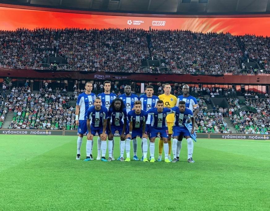 El Porto de 'Tecatito' y Marchesín, gana duelo rumbo a la Champions League