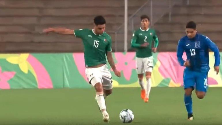 México no llega a la final de futbol en Lima 2019