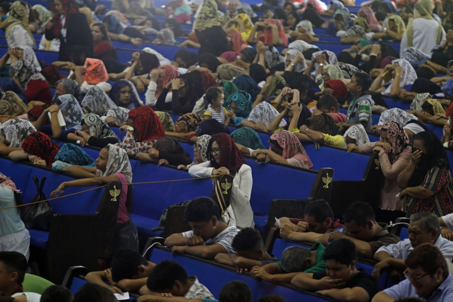 Se prevén 600 mil asistentes de la Iglesia de la Luz del Mundo en Guadalajara