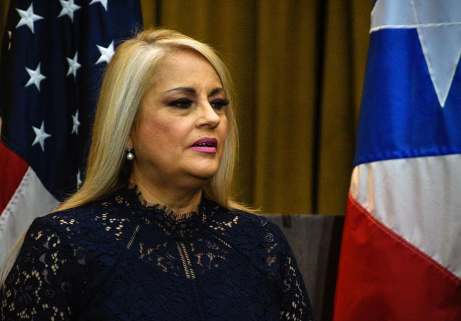 Wanda Vázquez, toma posesión como nueva gobernadora de Puerto Rico