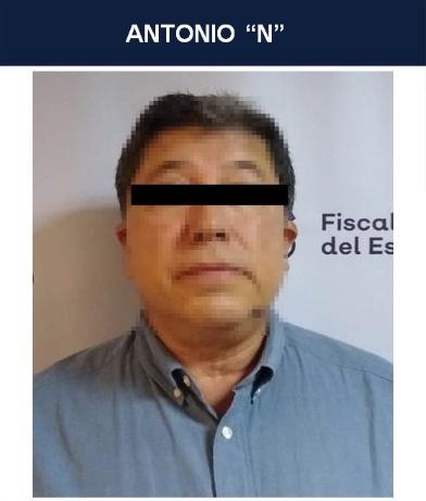 Detienen por peculado a exfuncionario del gobierno de Emilio González en Jalisco