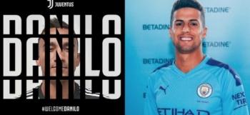 Cancelo se va al City y Danilo ficha por la Juventus
