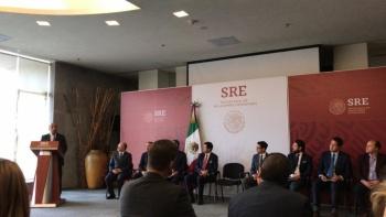 Suman apoyos SRE y sector privado para jóvenes migrantes