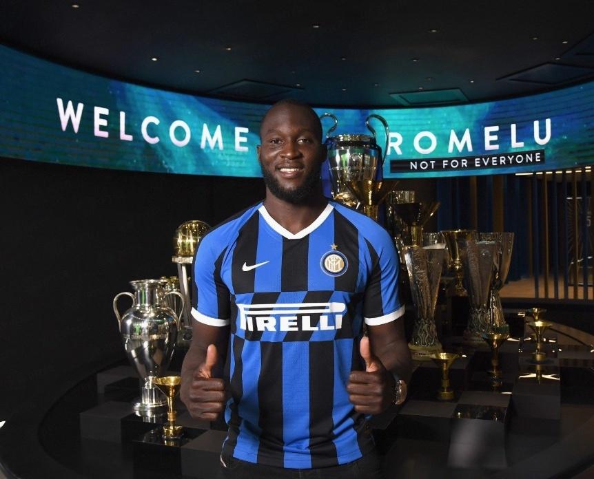 Inter de Milán, hace oficial el fichaje de Romelu Lukaku