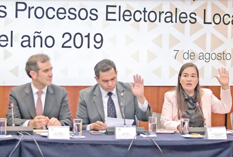 Reforma electoral es innecesaria: FEPADE