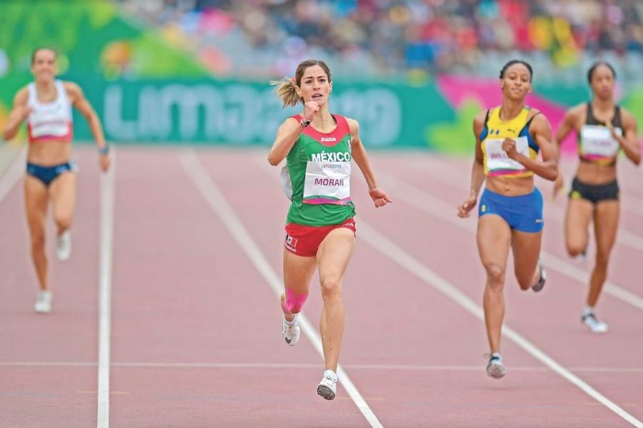 Paola Morán accede a la Gran Final de Atletismo