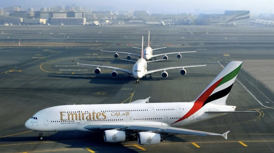 Buscan frenar operaciones en México de Emirates Airlines