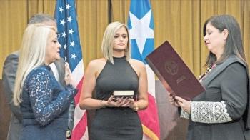 Toma protesta el tercer gobernador de Puerto Rico en apenas una semana