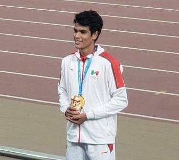 José Carlos Villarreal, se queda con el oro en mil 500 metros en Lima 2019