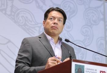 Esperan un Paquete Económico de confianza para inversionistas y desarrollo para el país: Mario Delgado