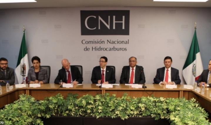 Reorganiza Pemex asignaciones incumplidas, avala la CNH