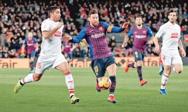 Con más goles, Messi compite con Cristiano por galardón de Champions