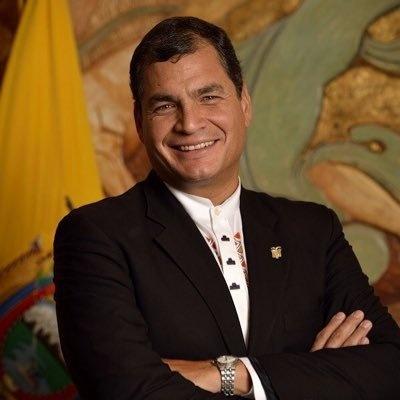 Prisión preventiva a expresidente Rafael Correa