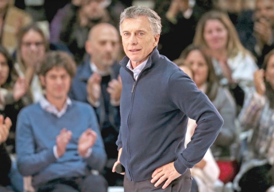 Macri va por primarias a la sombra del kirchnerismo