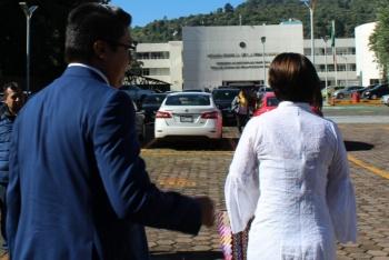 Rosario Robles comparecerá nuevamente el lunes