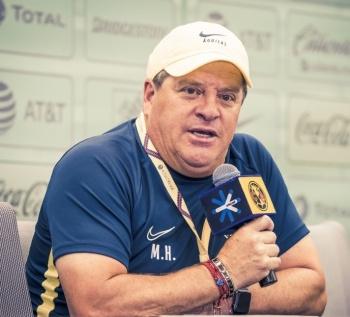 Ochoa regresa a México hasta el lunes: Miguel Herrera