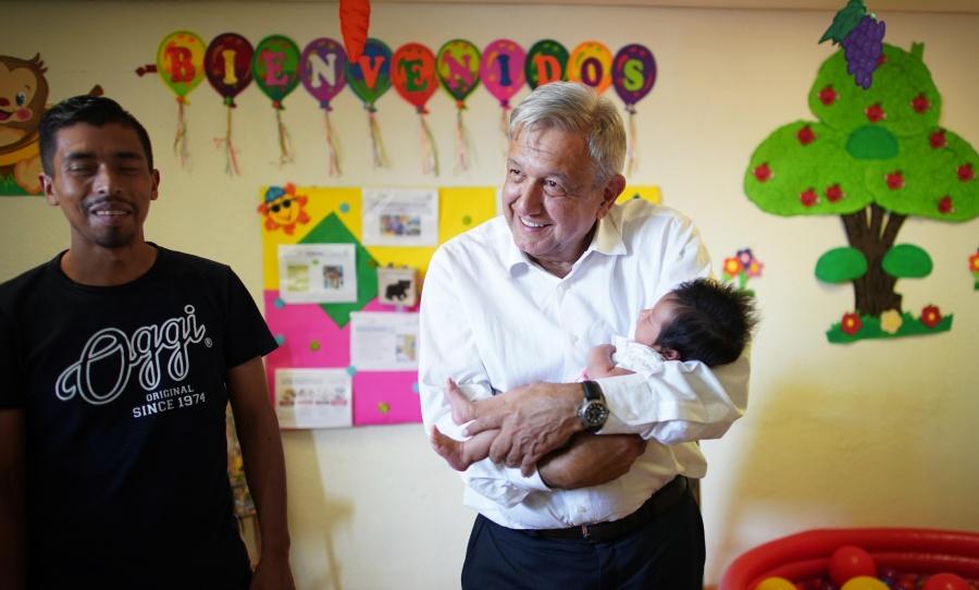 AMLO visita este sábado hospitales rurales en Zacatecas