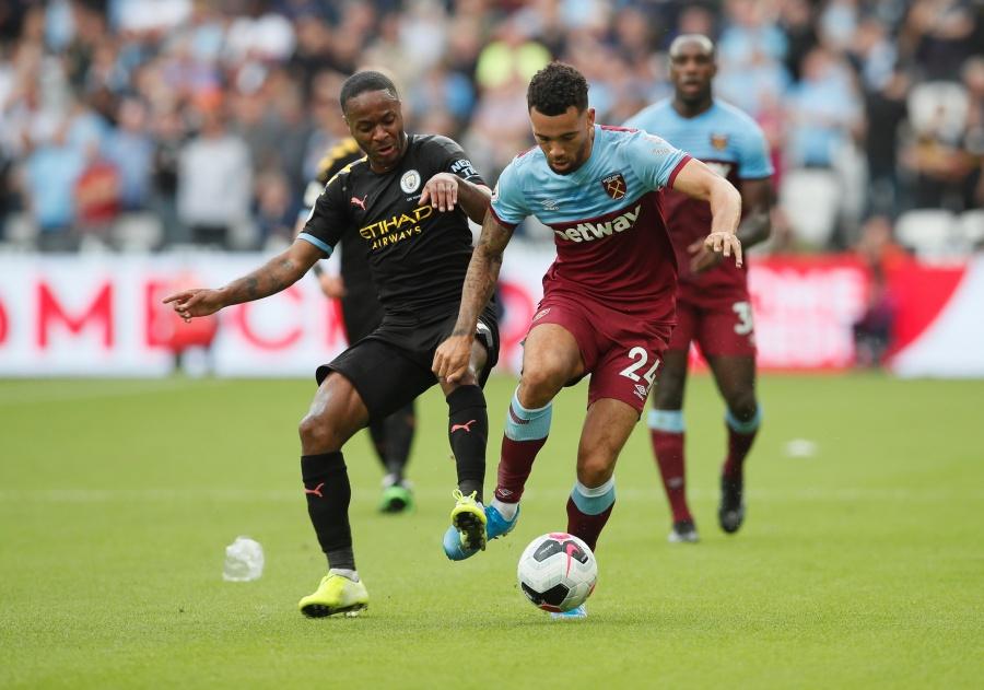 Manchester City arranca defensa de título con goleada a West Ham