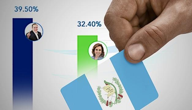 A las urnas más de 8 millones de guatemaltecos para elegir nuevo presidente