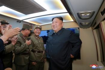 Corea del Norte realiza quinto lanzamiento de misiles en dos semanas