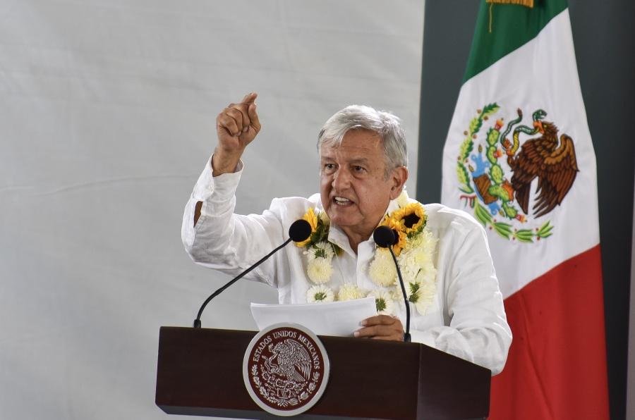 AMLO exige a EU respeto a soberanía de México