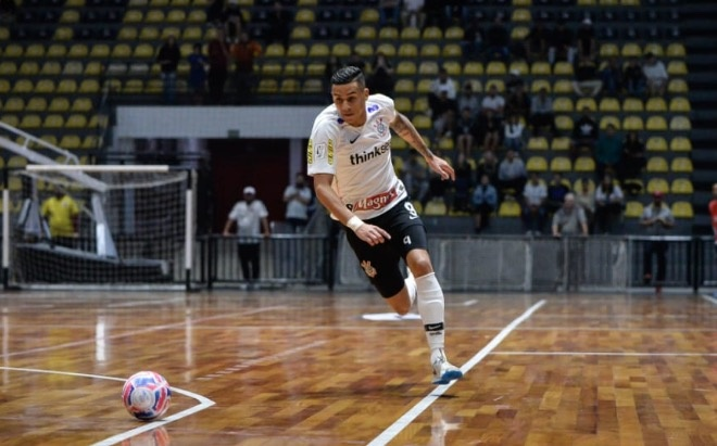 Asesinan a Douglas Nunes, jugador de fútbol sala del Corinthians