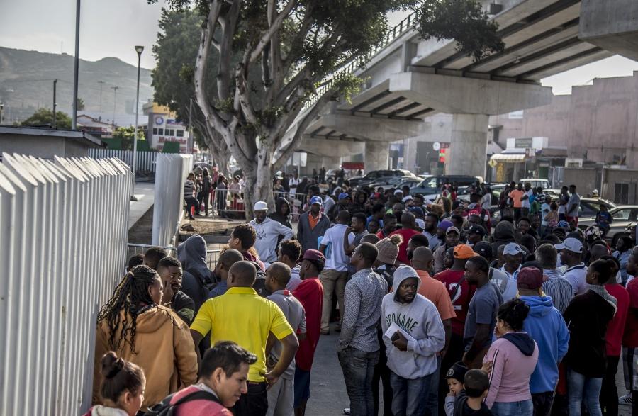 Disminuyen en julio extranjeros presentados ante autoridad migratoria: INM