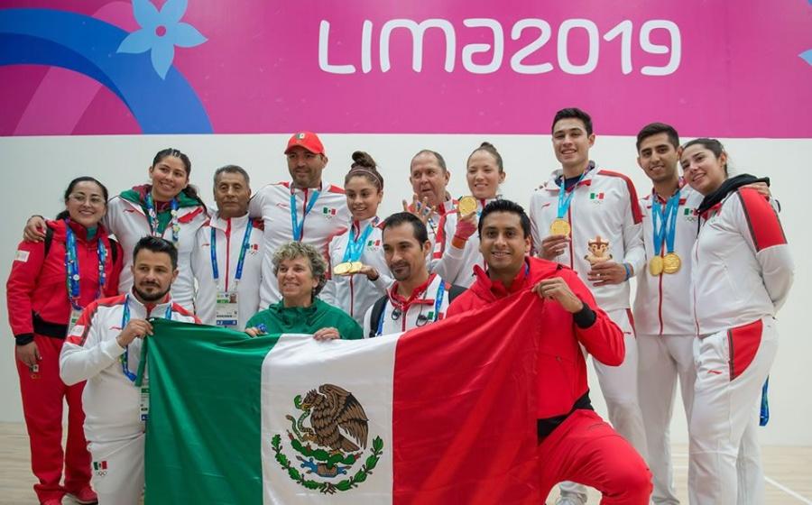 Logra México un histórico tercer lugar en los Panamericanos 2019