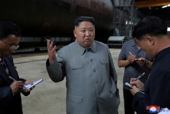 Norcorea cancela conversaciones con Surcorea tras ejercicio militar con EU