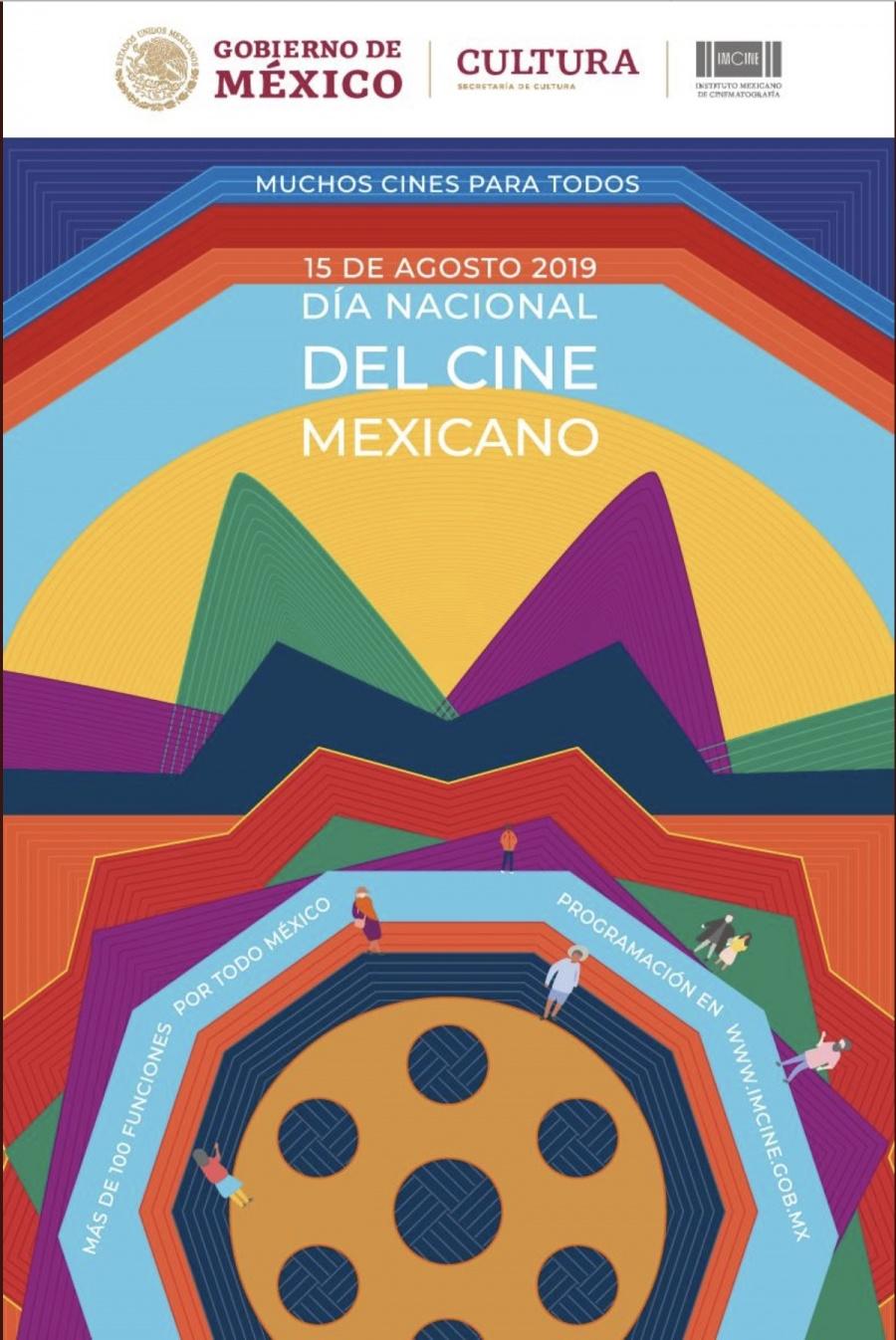 Festeja al cine mexicano en su día