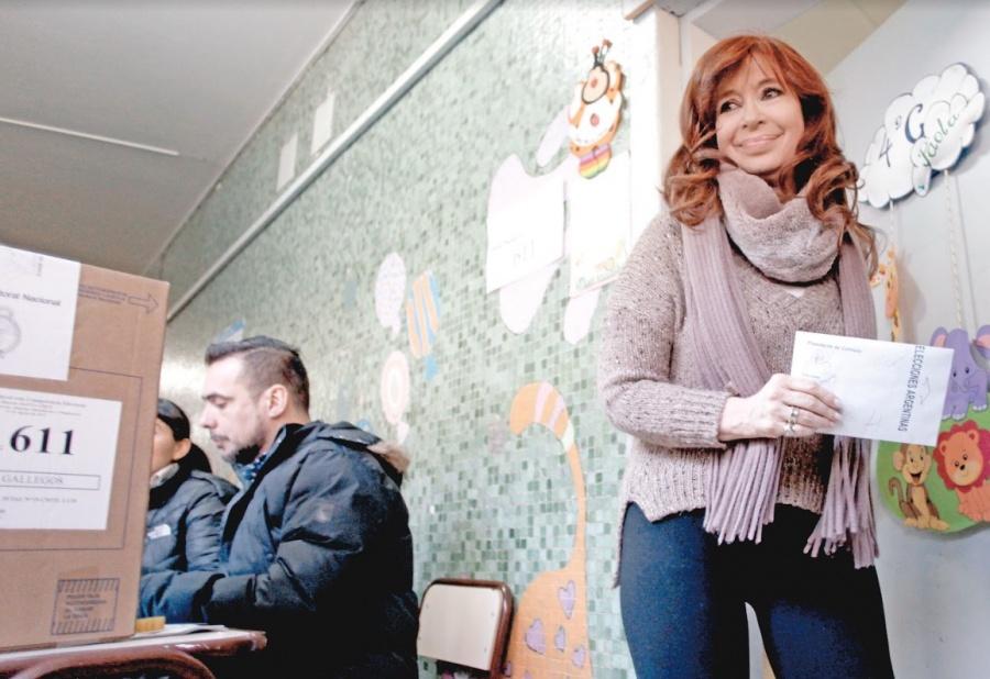 Argentina se inclina hacia el populismo en primarias