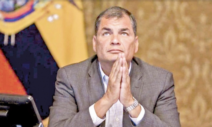 Empresarios mantenían al Partido de Rafael Correa